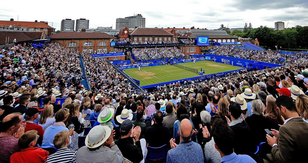 Queens Club - Aegon Championships.